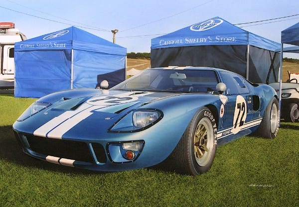 Ford GT40 フォード